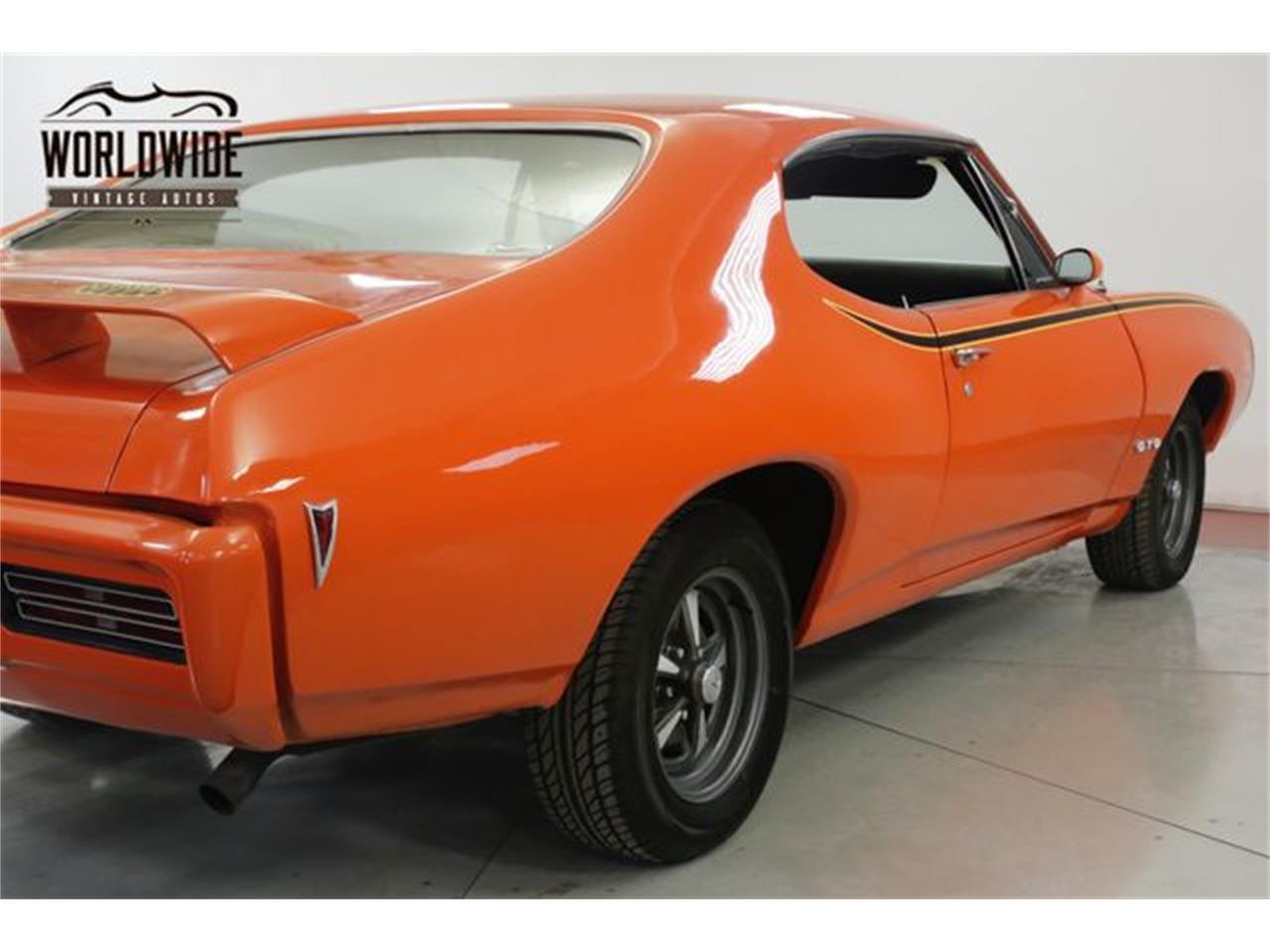 Large Picture of Classic '68 Pontiac GTO located in Colorado - $20,900.00 - QHH8