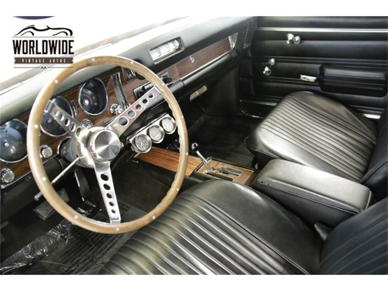 Large Picture of Classic 1968 Pontiac GTO located in Denver  Colorado - $20,900.00 Offered by Worldwide Vintage Autos - QHH8