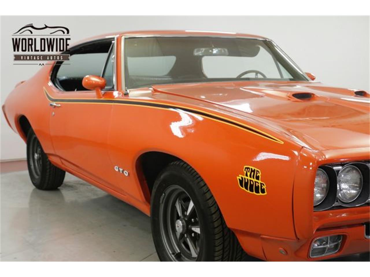 Large Picture of 1968 GTO located in Colorado - $20,900.00 - QHH8