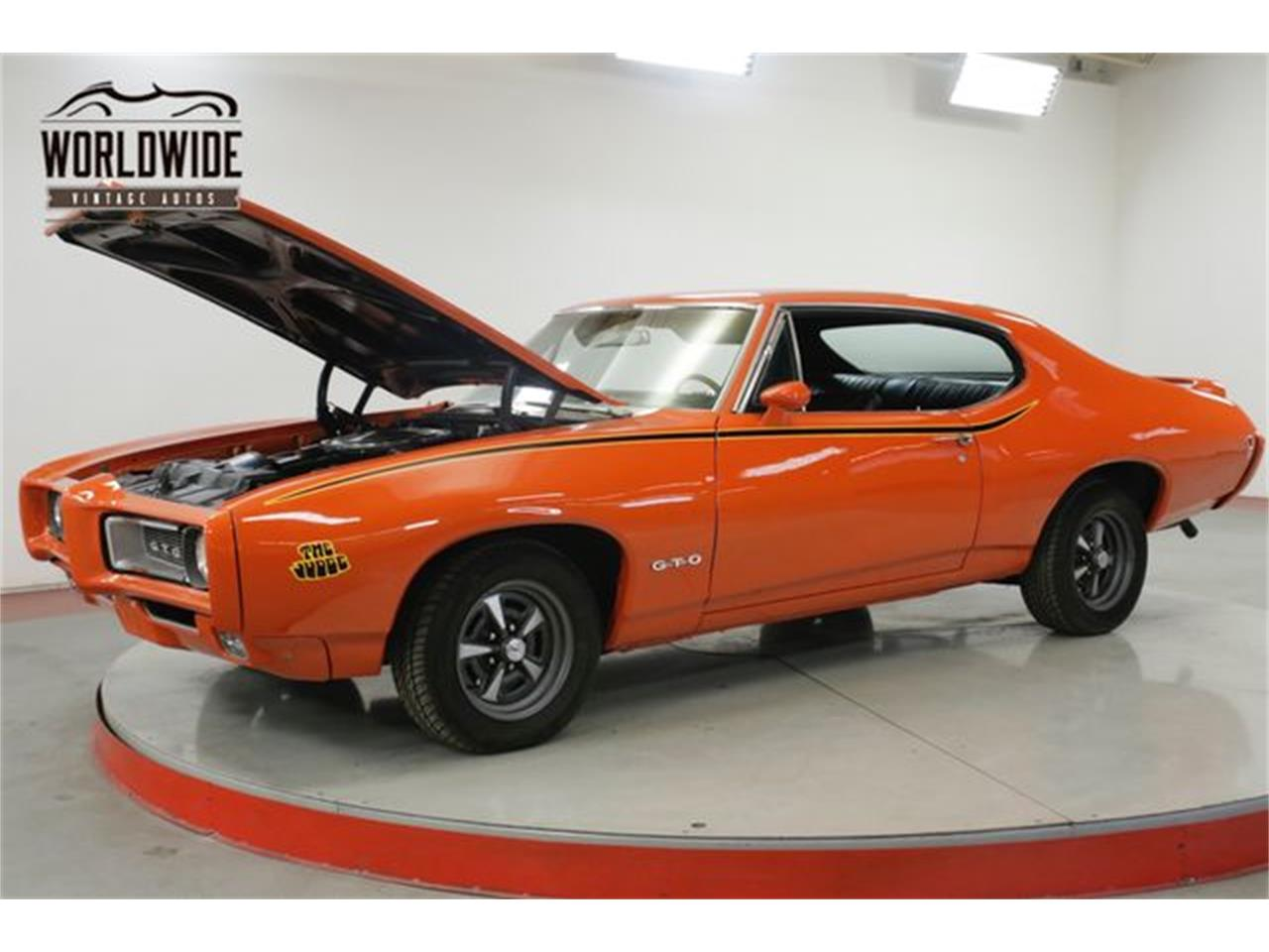 Large Picture of '68 GTO Offered by Worldwide Vintage Autos - QHH8