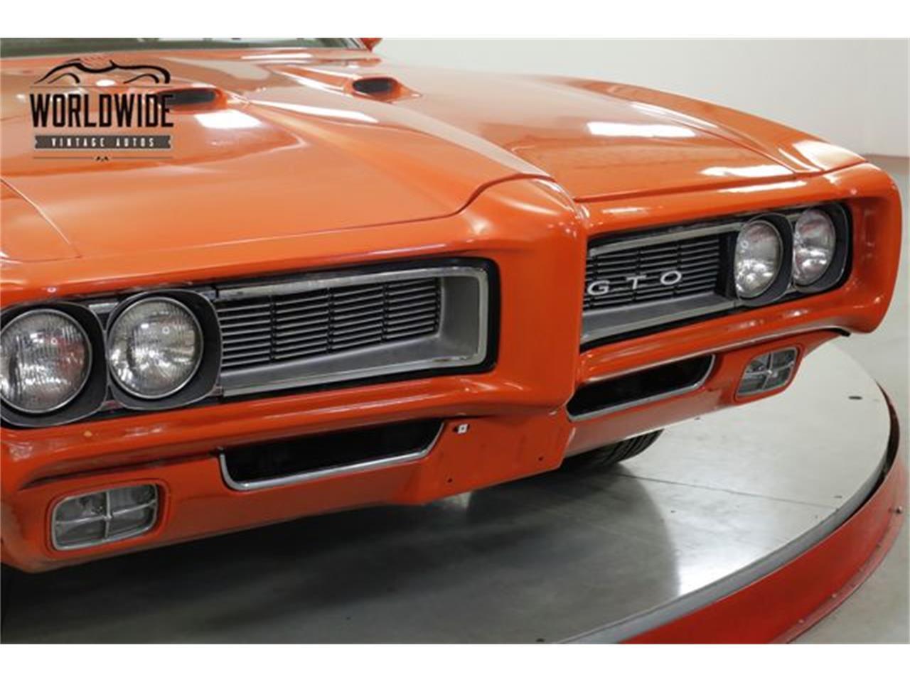Large Picture of Classic 1968 Pontiac GTO located in Denver  Colorado - $20,900.00 - QHH8