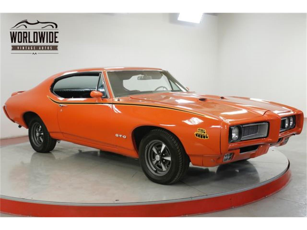 Large Picture of '68 GTO - $20,900.00 - QHH8
