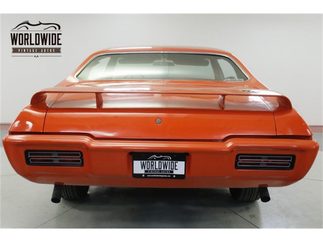 Large Picture of Classic 1968 Pontiac GTO located in Denver  Colorado - QHH8