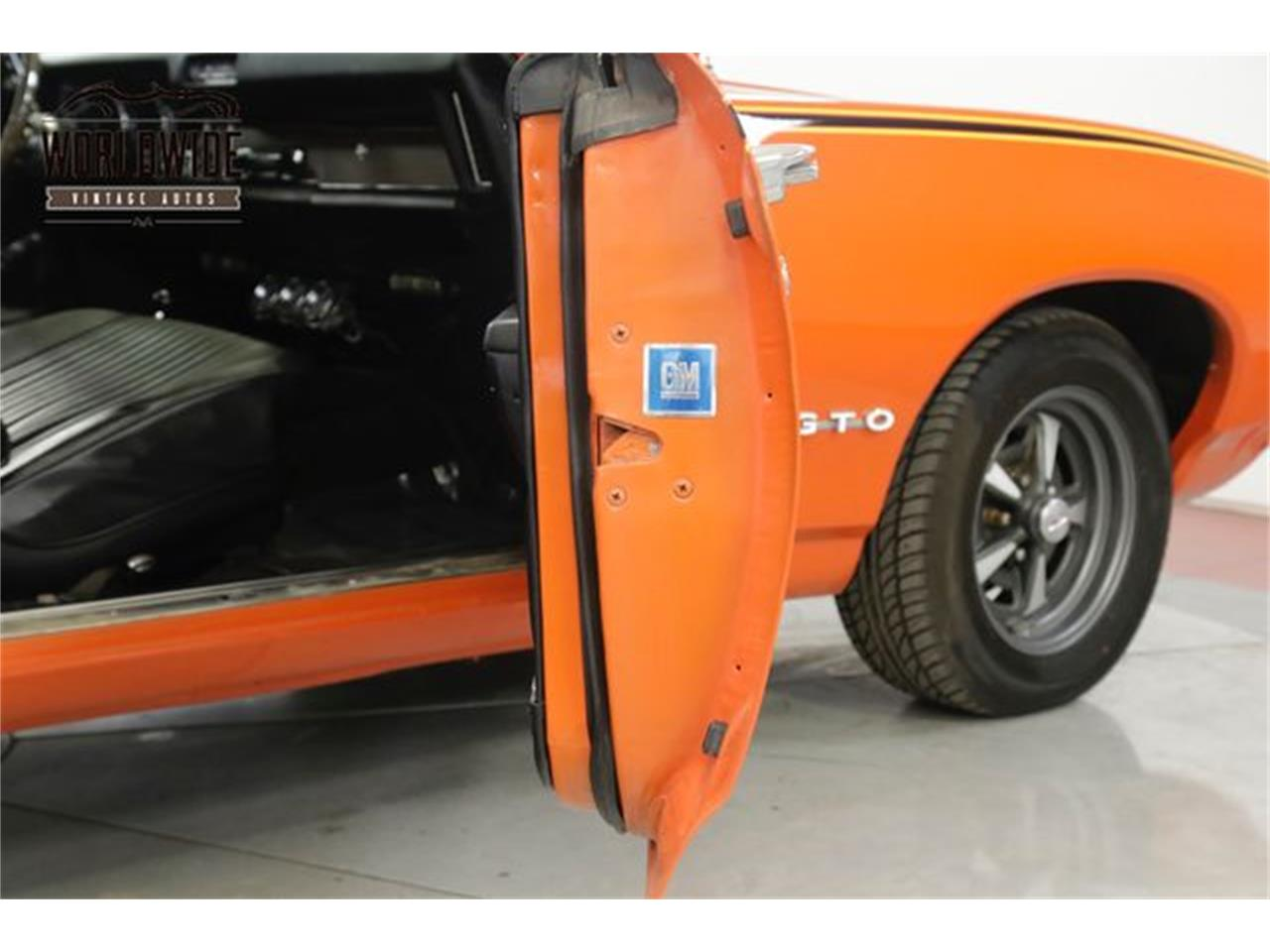 Large Picture of Classic 1968 GTO Offered by Worldwide Vintage Autos - QHH8