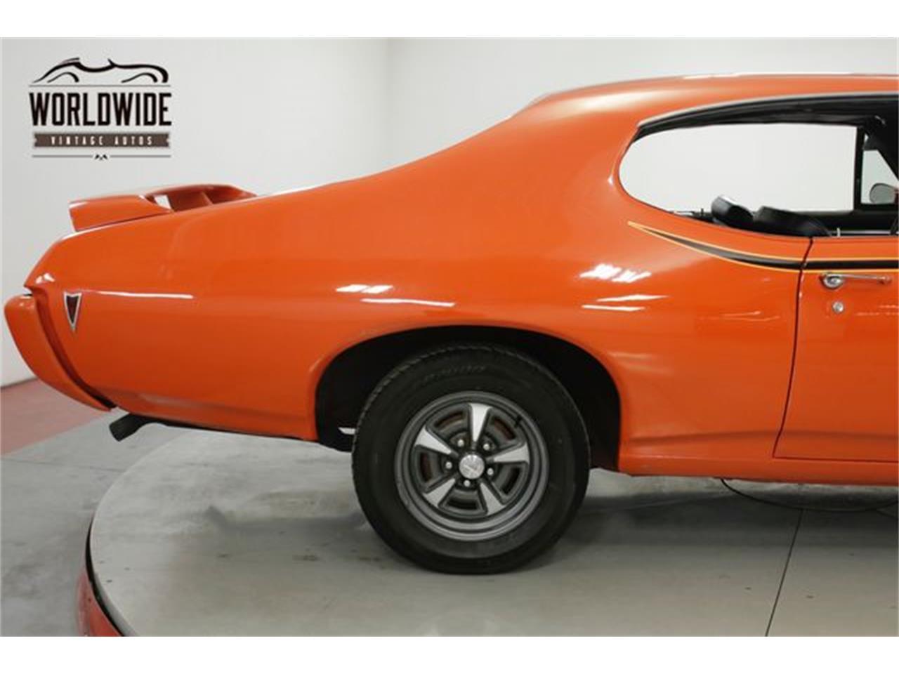 Large Picture of 1968 Pontiac GTO located in Denver  Colorado - QHH8