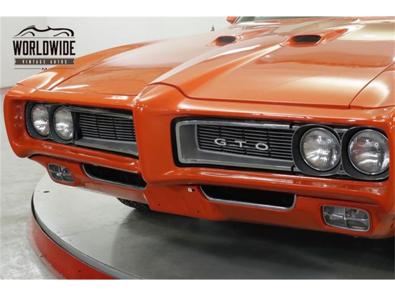 Large Picture of '68 Pontiac GTO - QHH8