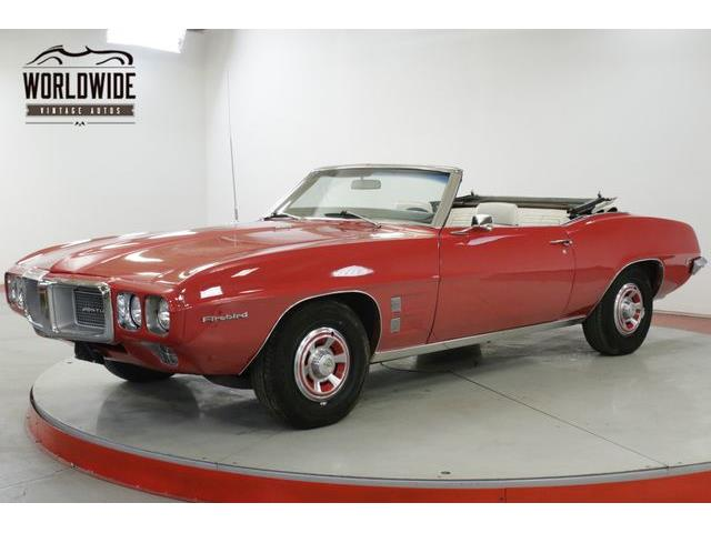 Picture of '69 Firebird - QHHD