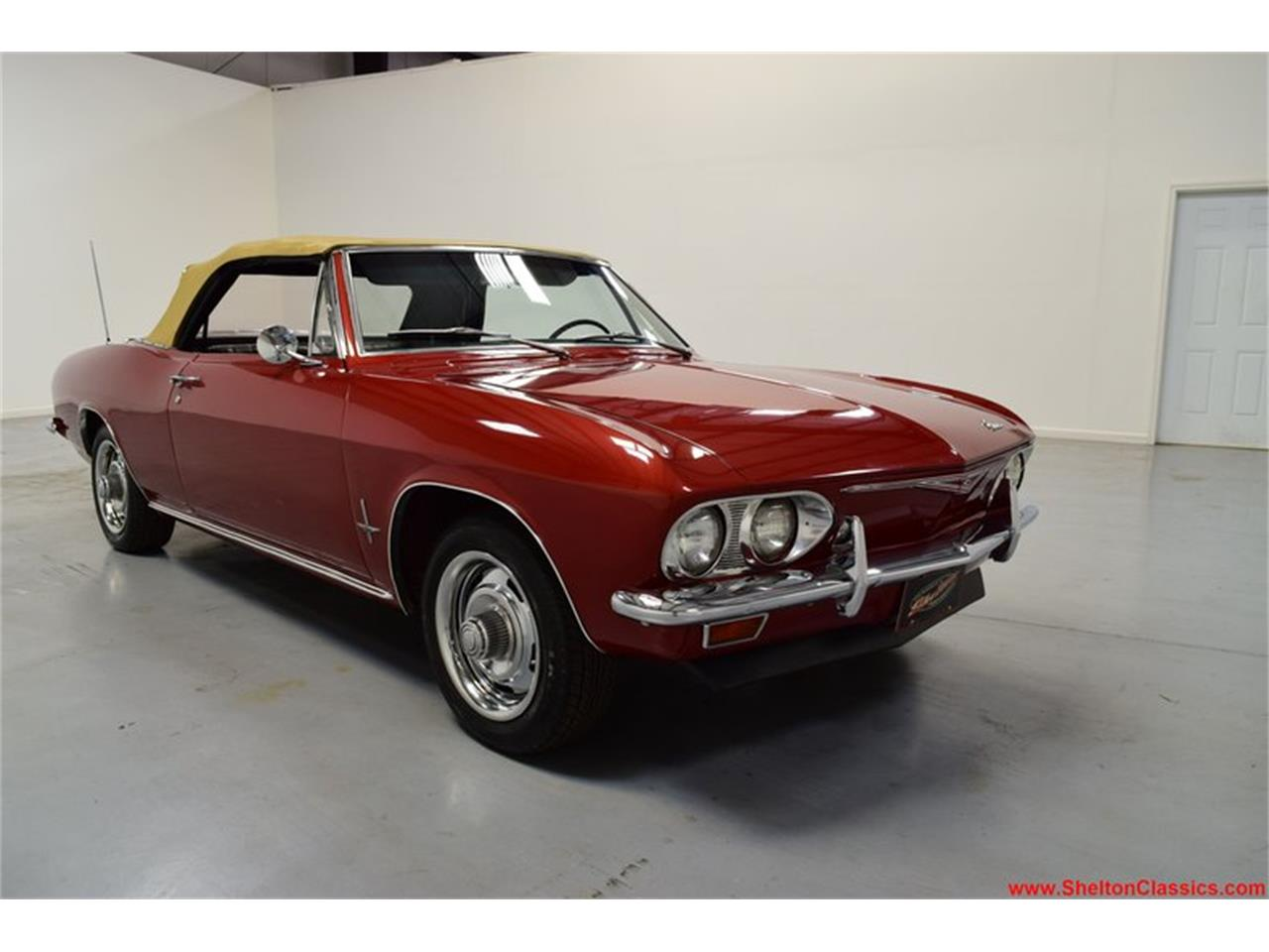 Large Picture of '66 Corvair - QHHN