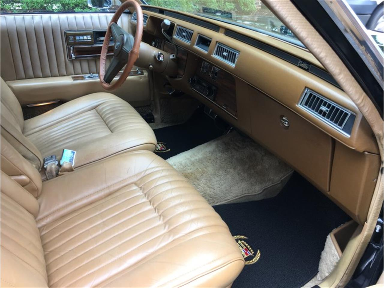Large Picture of '76 Cadillac Seville Offered by GAA Classic Cars Auctions - QHI8