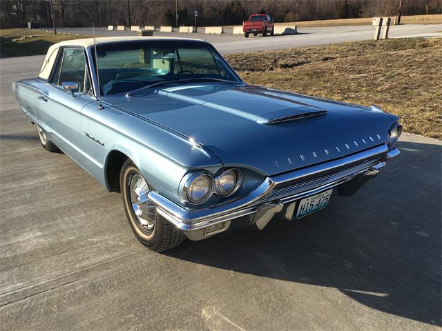 Picture of 1964 Thunderbird located in Hannibal Missouri - QD4A