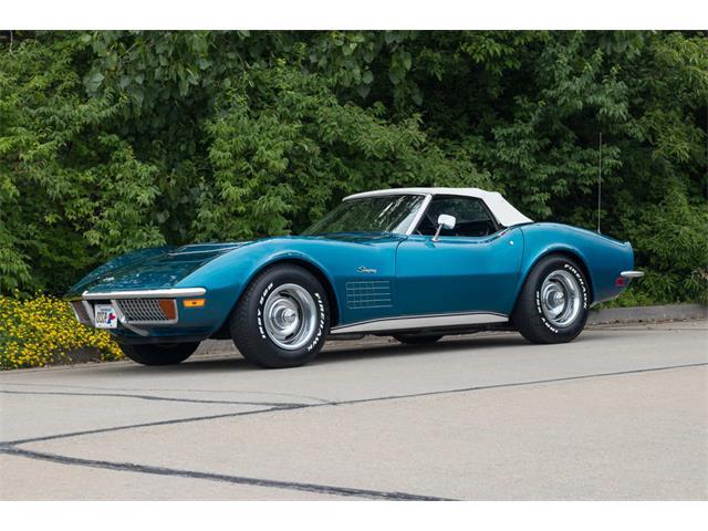 Picture of Classic 1972 Chevrolet Corvette - QDIW