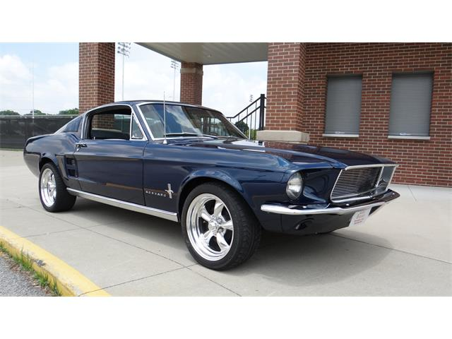 Picture of '67 Mustang - QD4B