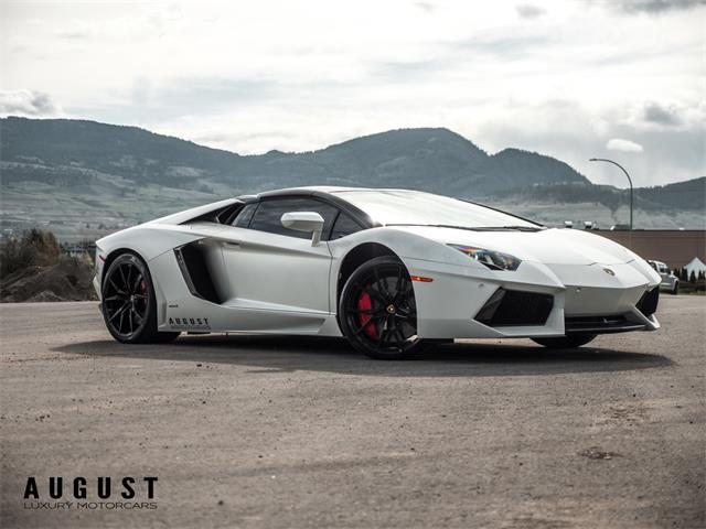 Picture of '14 Aventador - QHO1