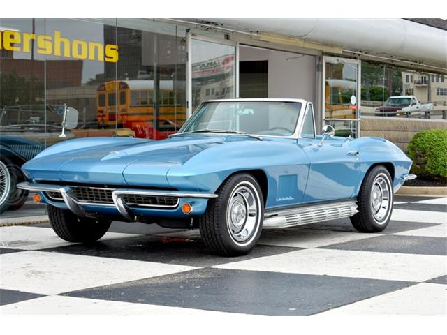1967 Chevrolet Corvette for Sale on ClassicCars com on ClassicCars com