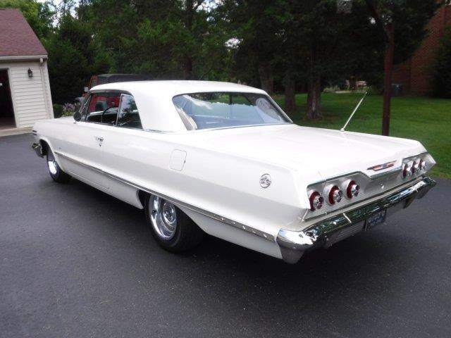 Picture of '63 Impala - QHPB