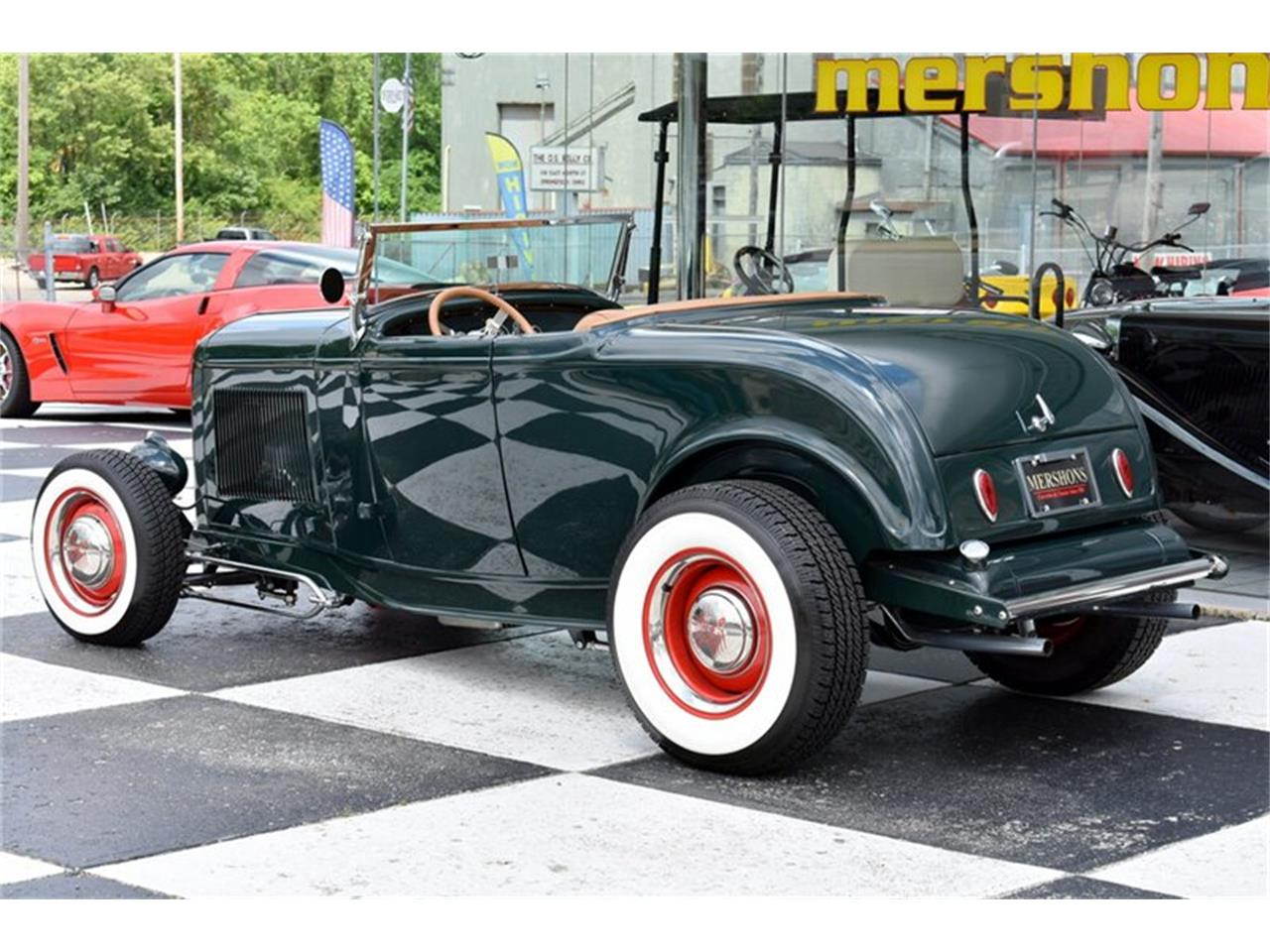 Large Picture of '32 Roadster - QDJD