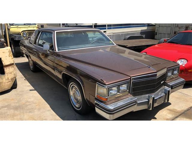 Picture of 1983 Cadillac DeVille located in California - QDJE