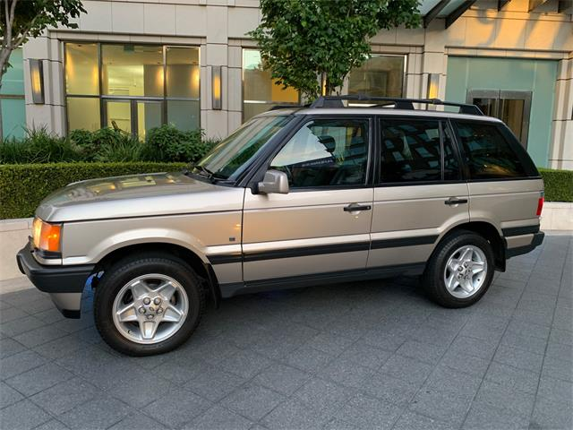 Picture of '98 Range Rover - QHQH