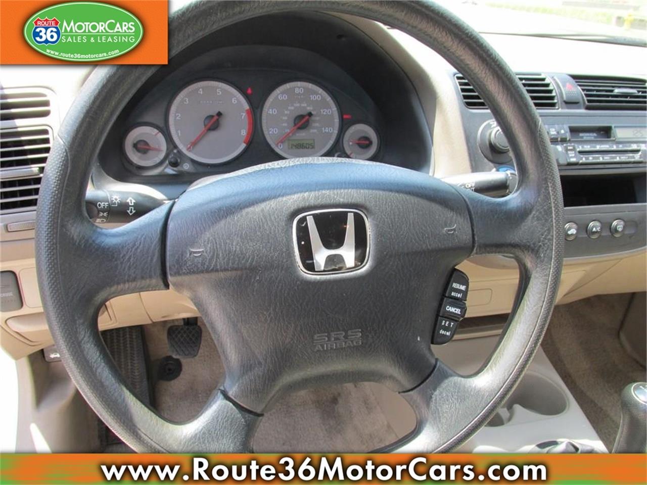 Large Picture of '01 Honda Civic - $1,475.00 - QHQW