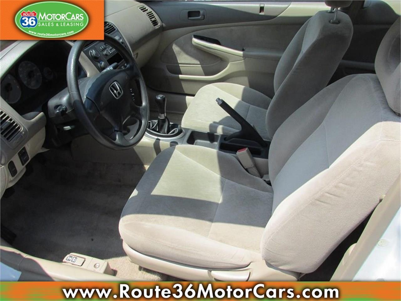 Large Picture of 2001 Honda Civic - QHQW
