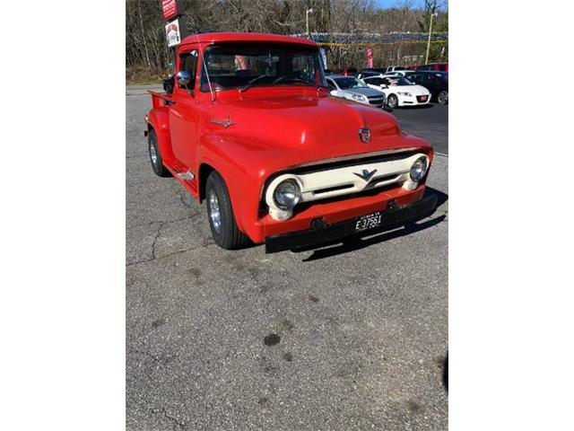 Picture of Classic '56 F100 located in Cadillac Michigan - $20,495.00 Offered by  - QDJL