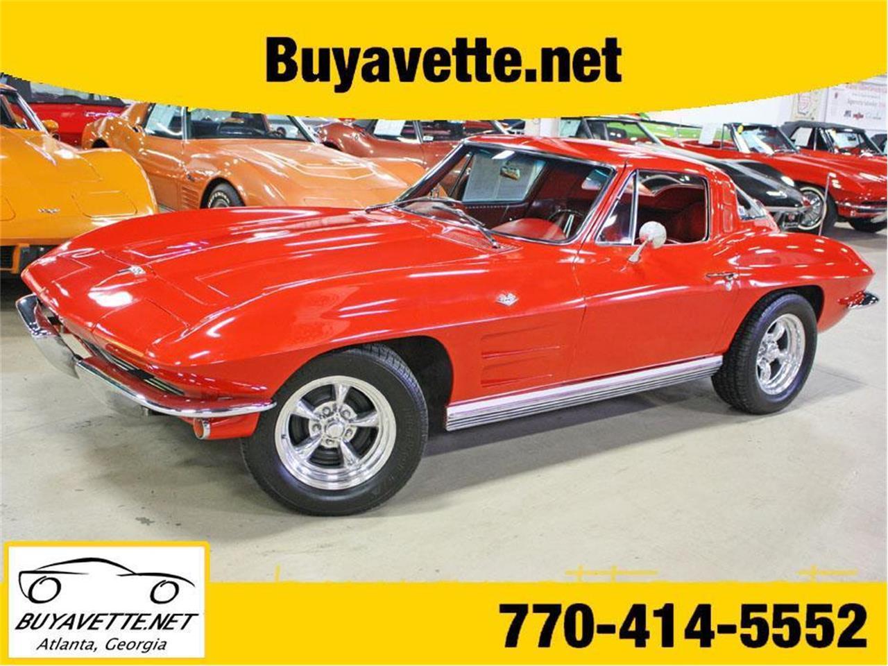 For Sale: 1964 Chevrolet Corvette in Atlanta, Georgia
