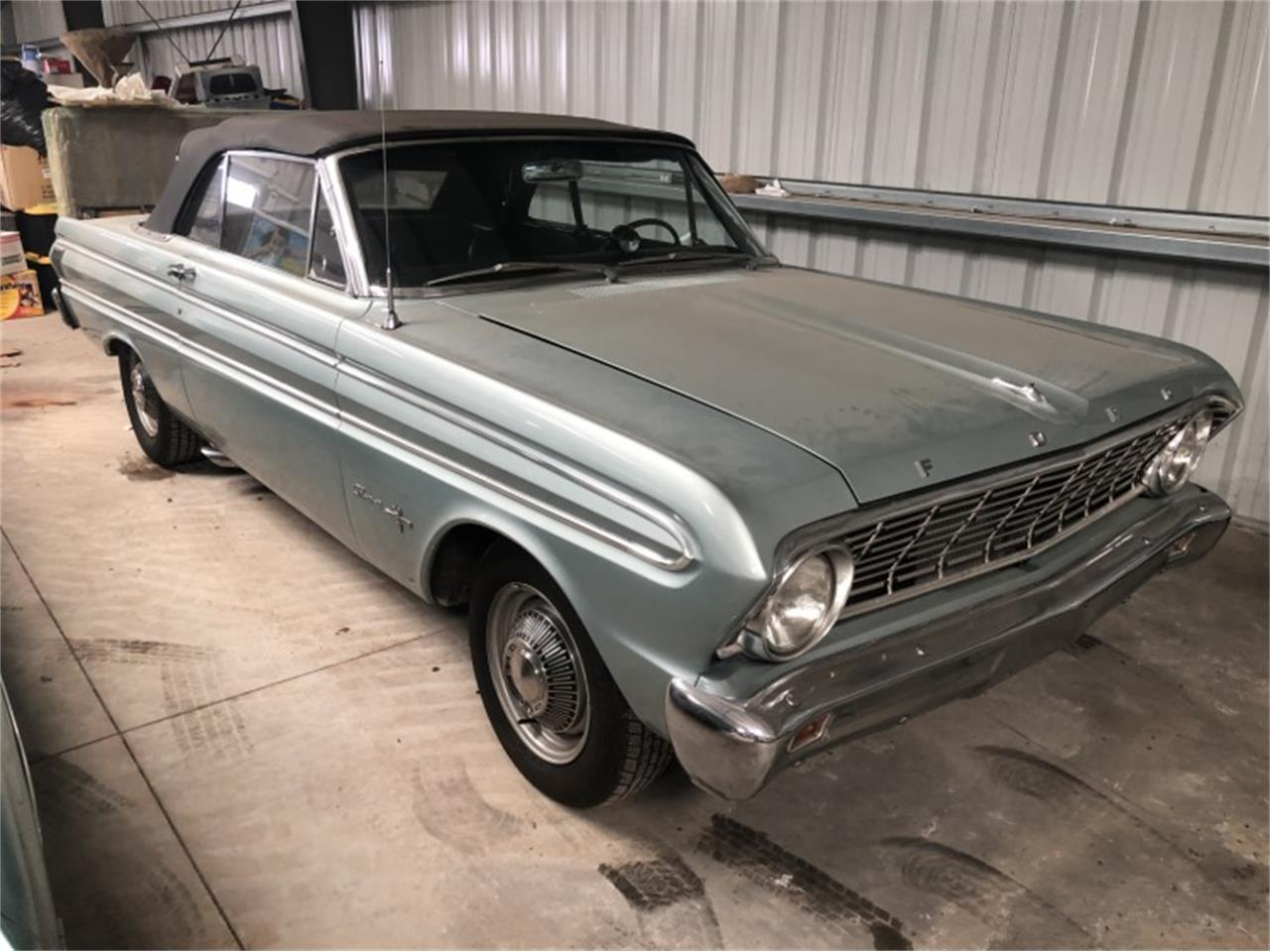 Large Picture of Classic 1964 Ford Falcon Auction Vehicle Offered by Motorsport Auction Group 797664 - QHSV