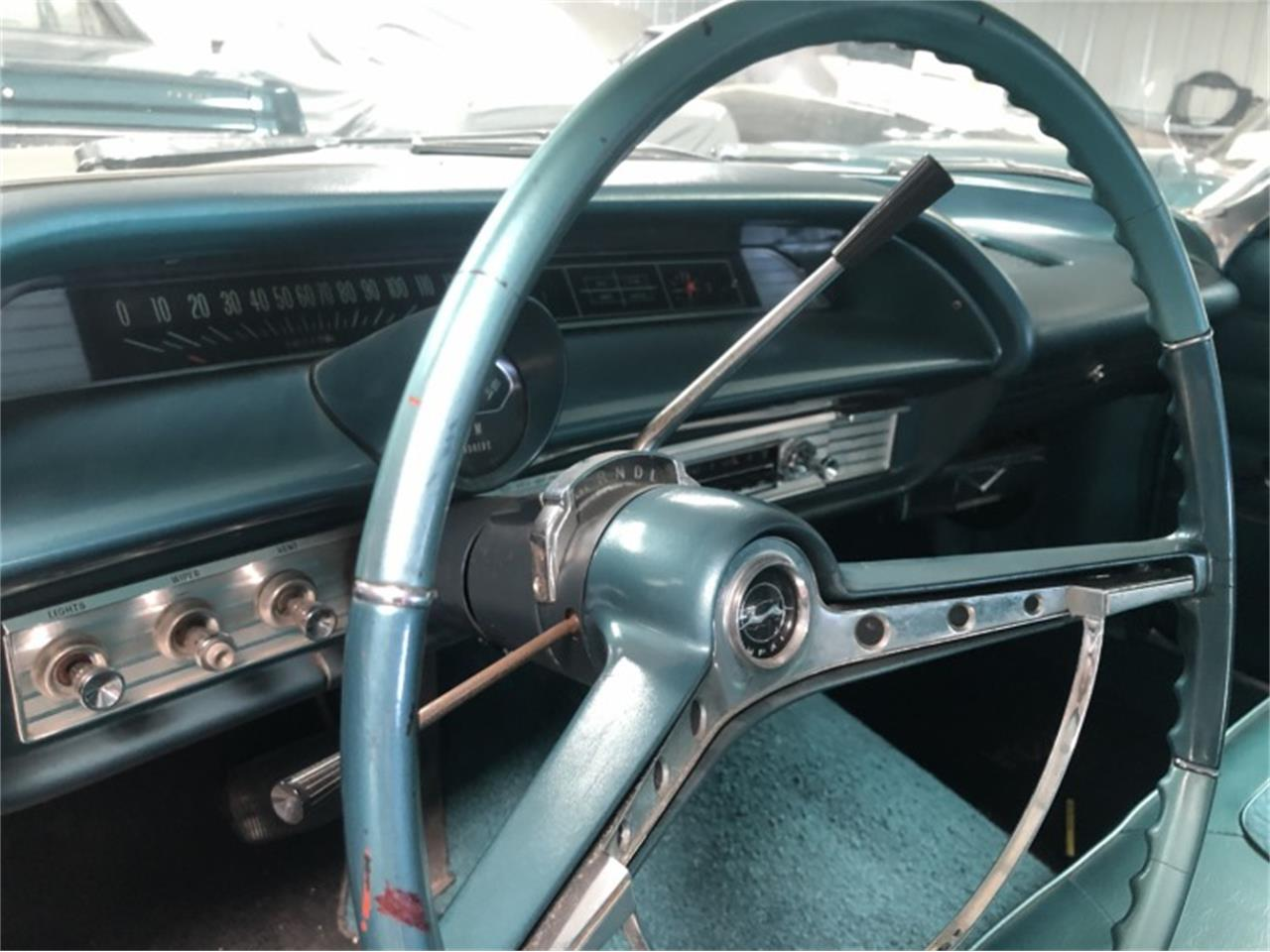 Large Picture of '63 Impala - QHSX