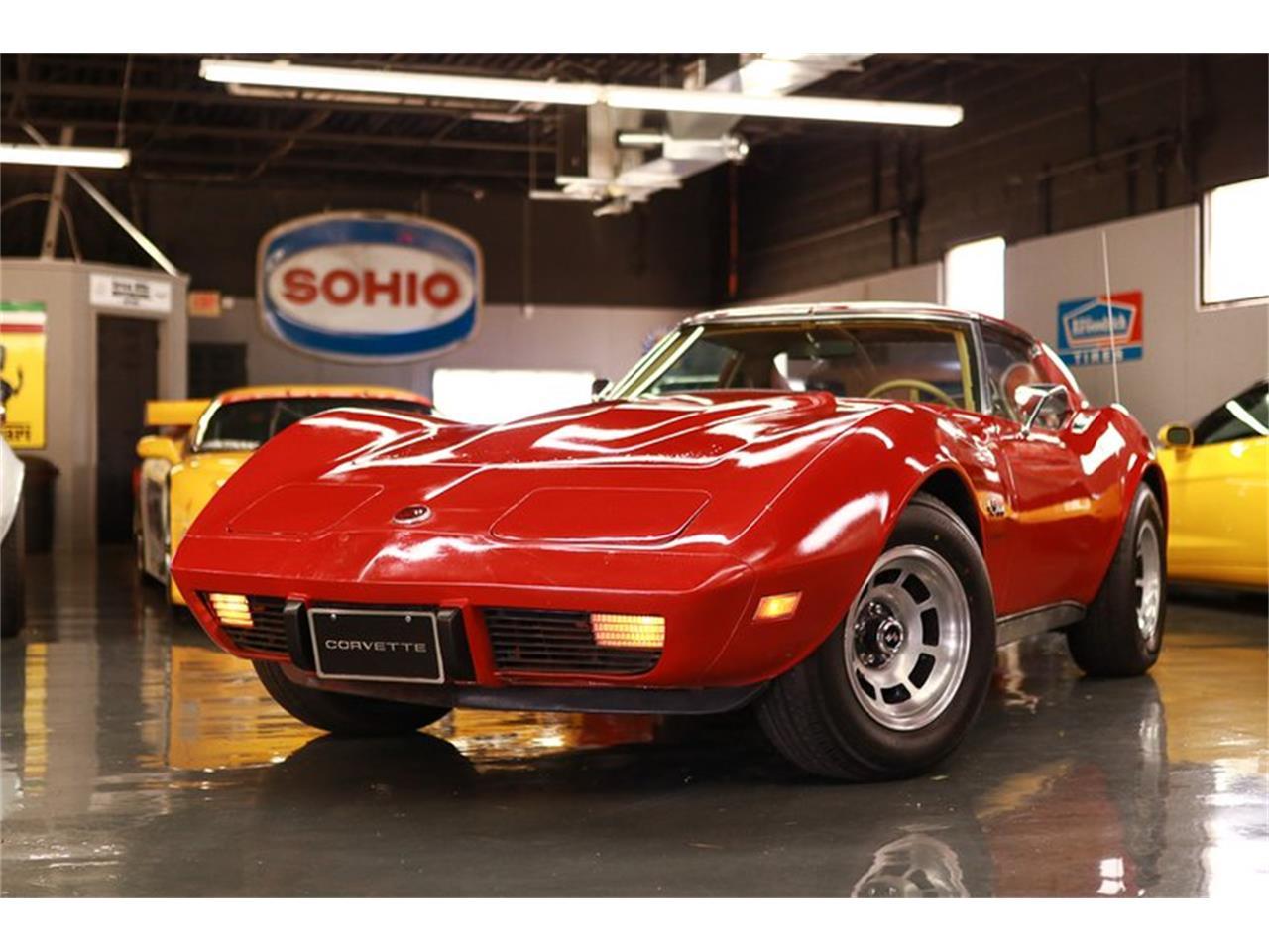 Large Picture of 1976 Chevrolet Corvette located in Ohio - QHTE