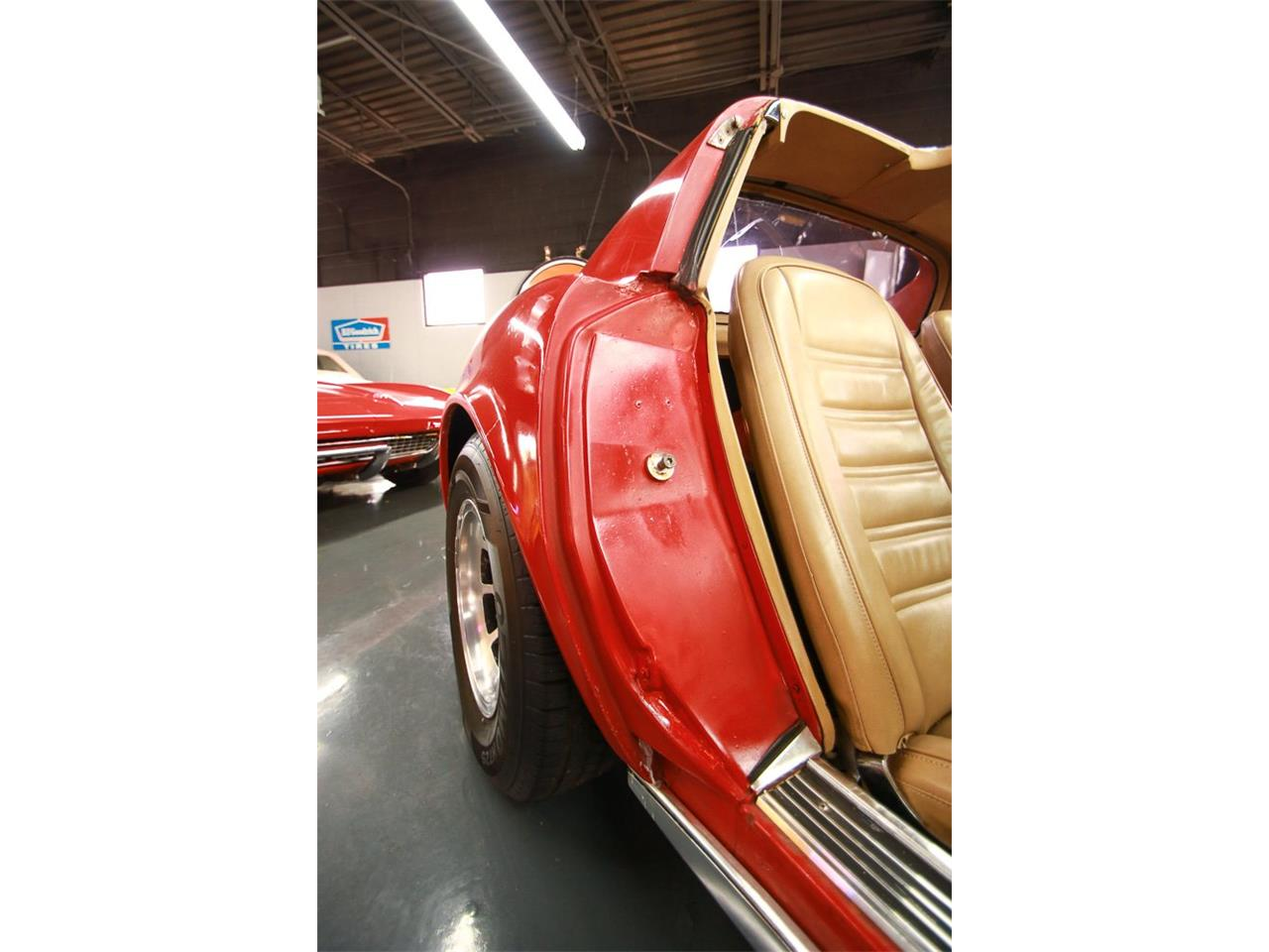 Large Picture of '76 Chevrolet Corvette located in Ohio - $9,900.00 Offered by Seven Hills Motorcars - QHTE