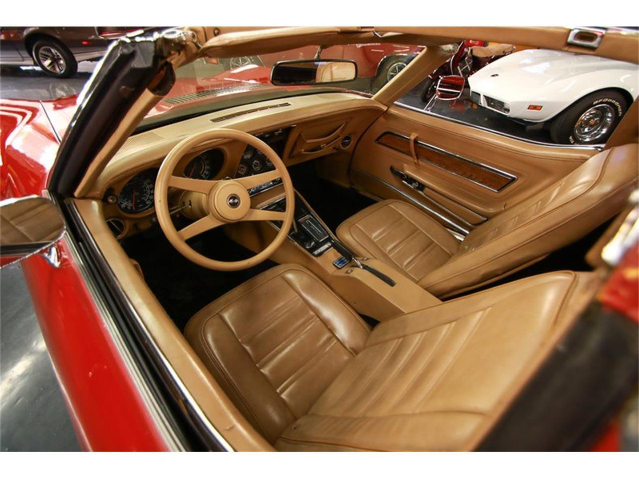 Large Picture of '76 Chevrolet Corvette located in Ohio - $9,900.00 - QHTE