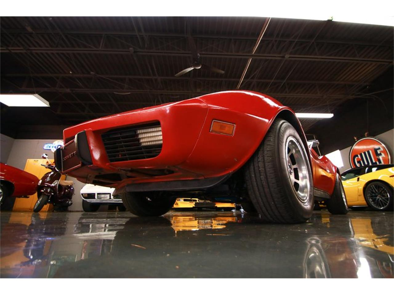 Large Picture of '76 Chevrolet Corvette Offered by Seven Hills Motorcars - QHTE