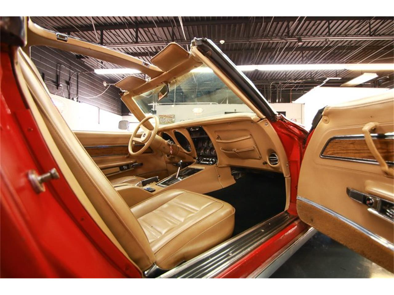 Large Picture of '76 Corvette located in Ohio Offered by Seven Hills Motorcars - QHTE