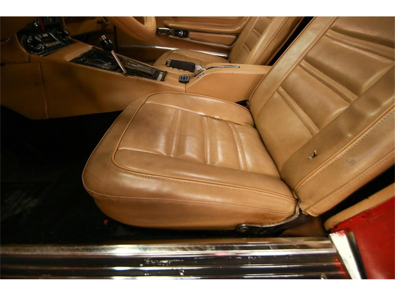 Large Picture of '76 Chevrolet Corvette located in Cincinnati Ohio Offered by Seven Hills Motorcars - QHTE