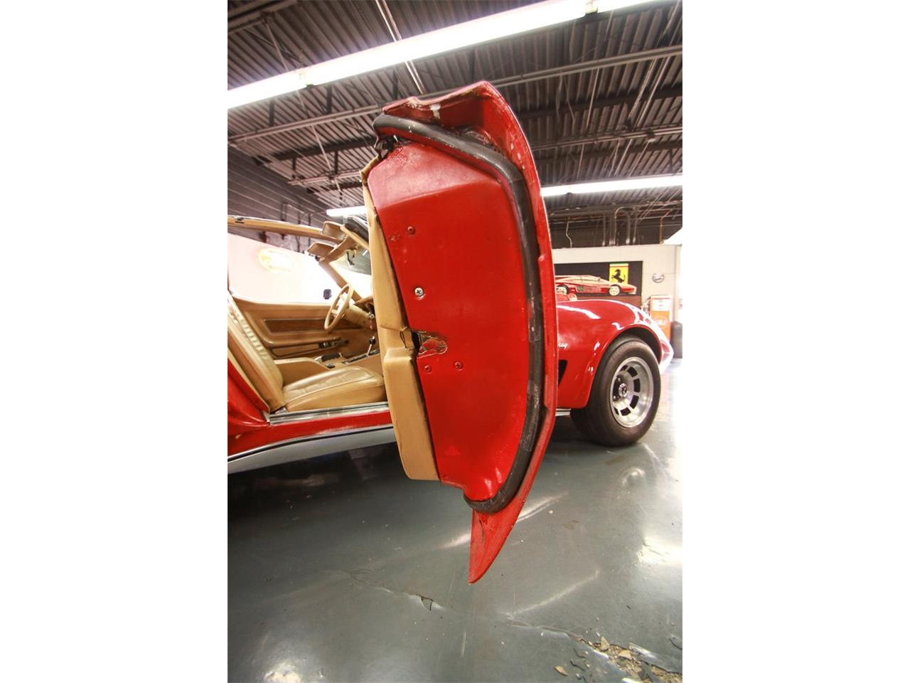 Large Picture of '76 Chevrolet Corvette located in Cincinnati Ohio - $9,900.00 Offered by Seven Hills Motorcars - QHTE