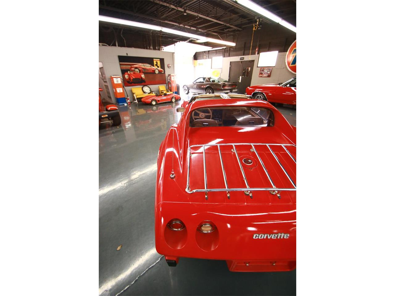 Large Picture of 1976 Chevrolet Corvette located in Ohio - $9,900.00 Offered by Seven Hills Motorcars - QHTE