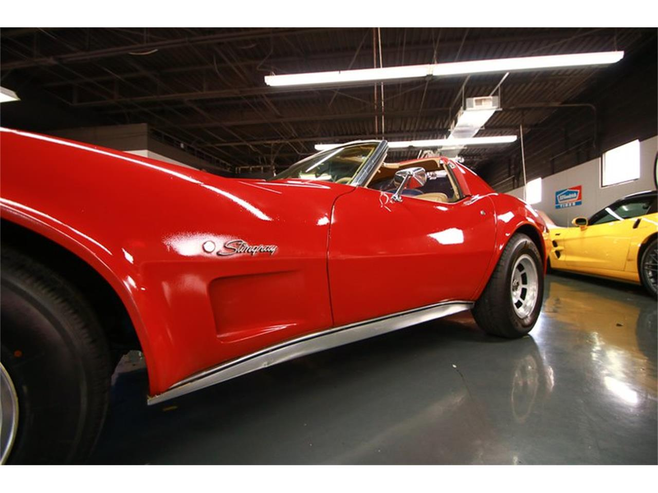 Large Picture of '76 Corvette located in Ohio - $9,900.00 Offered by Seven Hills Motorcars - QHTE