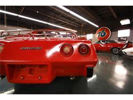 Picture of 1976 Chevrolet Corvette located in Cincinnati Ohio Offered by Seven Hills Motorcars - QHTE