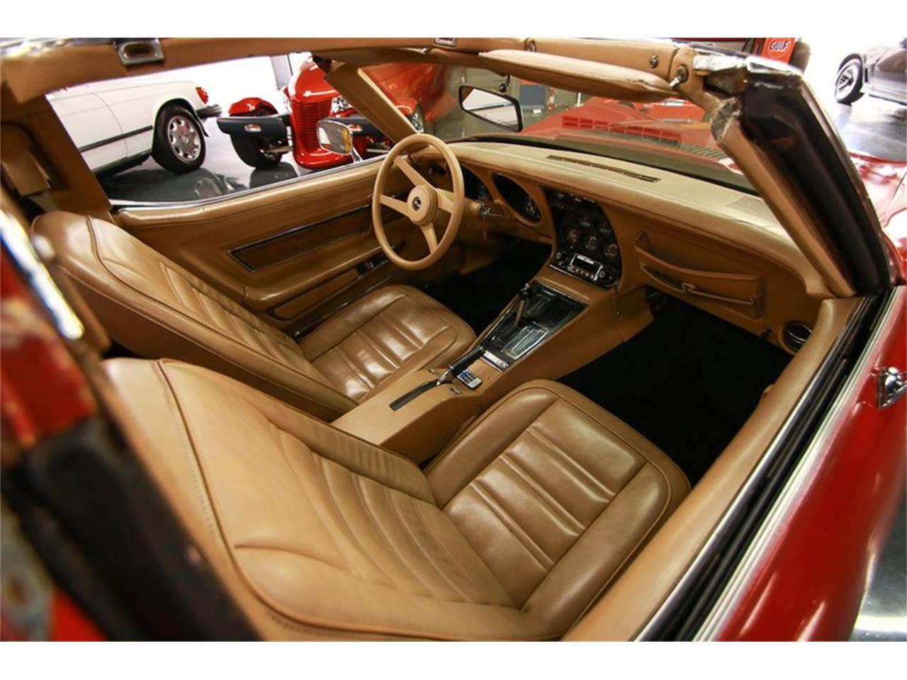 Large Picture of '76 Corvette Offered by Seven Hills Motorcars - QHTE