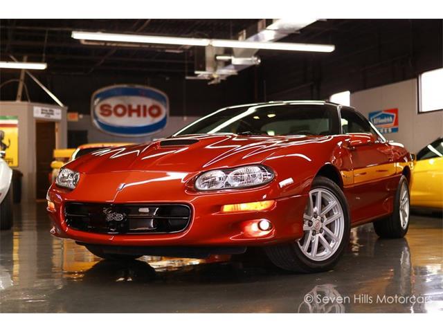 Picture of '02 Camaro - QHTK