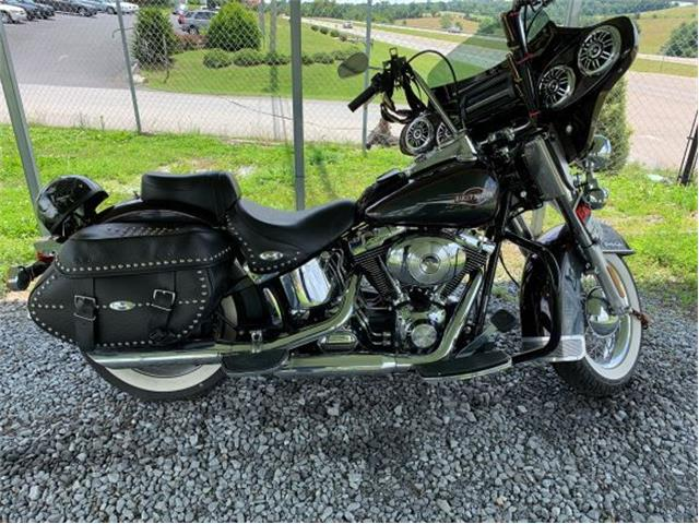 Picture of '06 Softail - QHTX