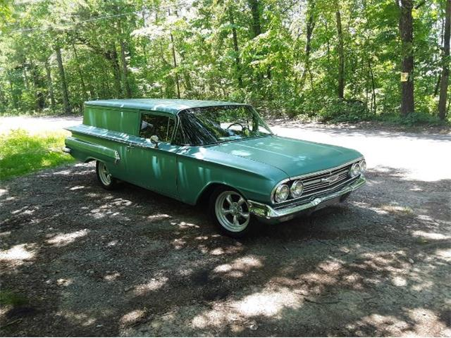 Picture of Classic 1960 Chevrolet Sedan Delivery - $14,495.00 Offered by  - QDJV