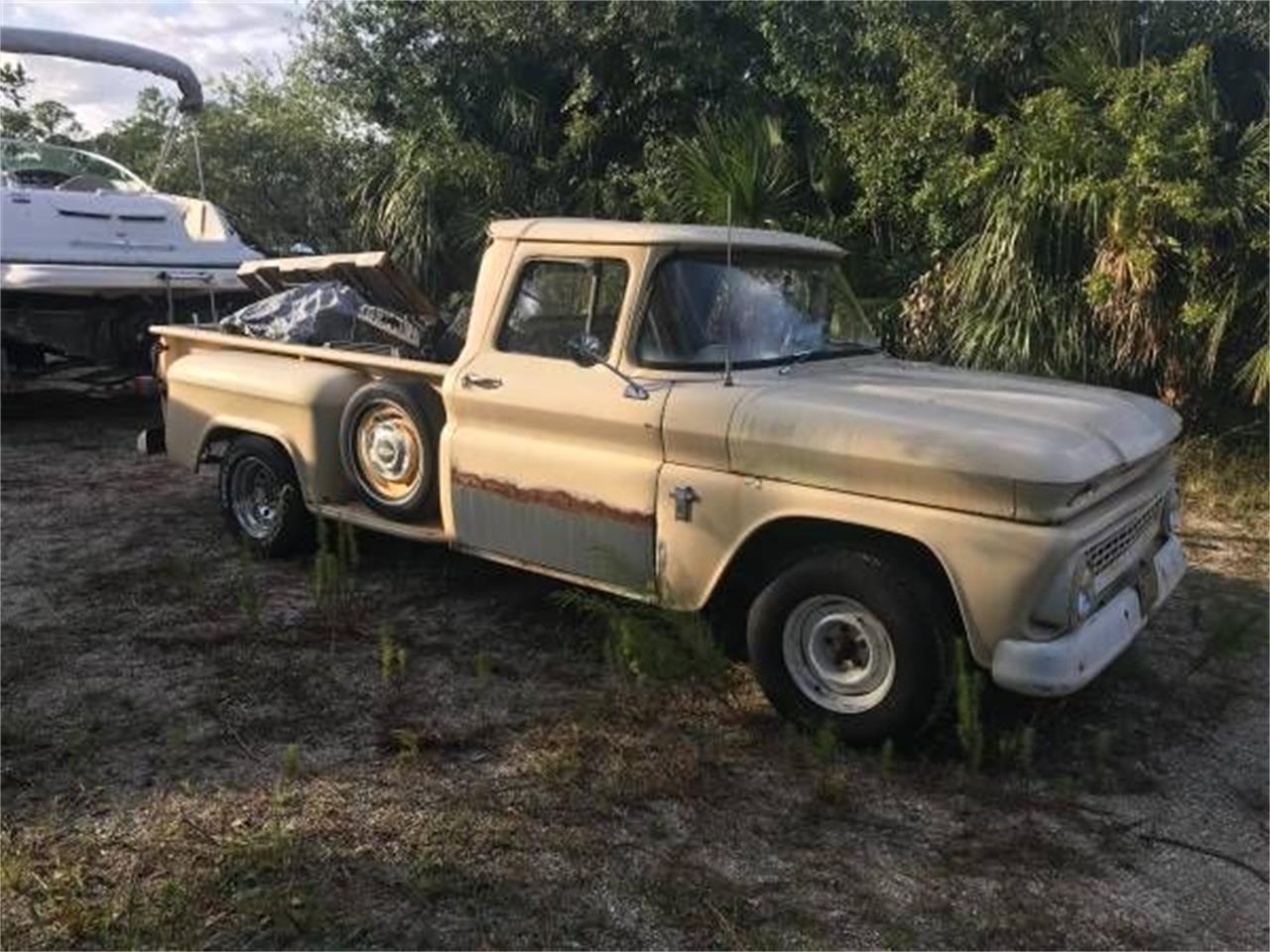 Large Picture of Classic 1963 C10 located in Michigan - $11,995.00 Offered by Classic Car Deals - QHVN