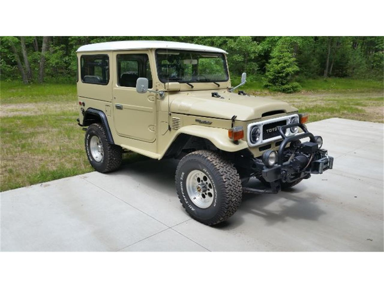 Large Picture of '82 Land Cruiser FJ40 - QHVZ
