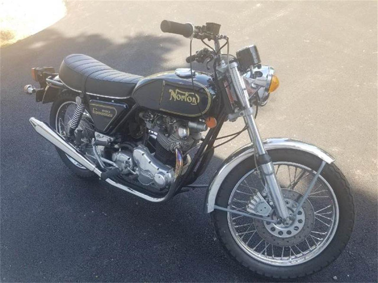 For Sale: 1973 Norton Commando in Clarksburg, Maryland