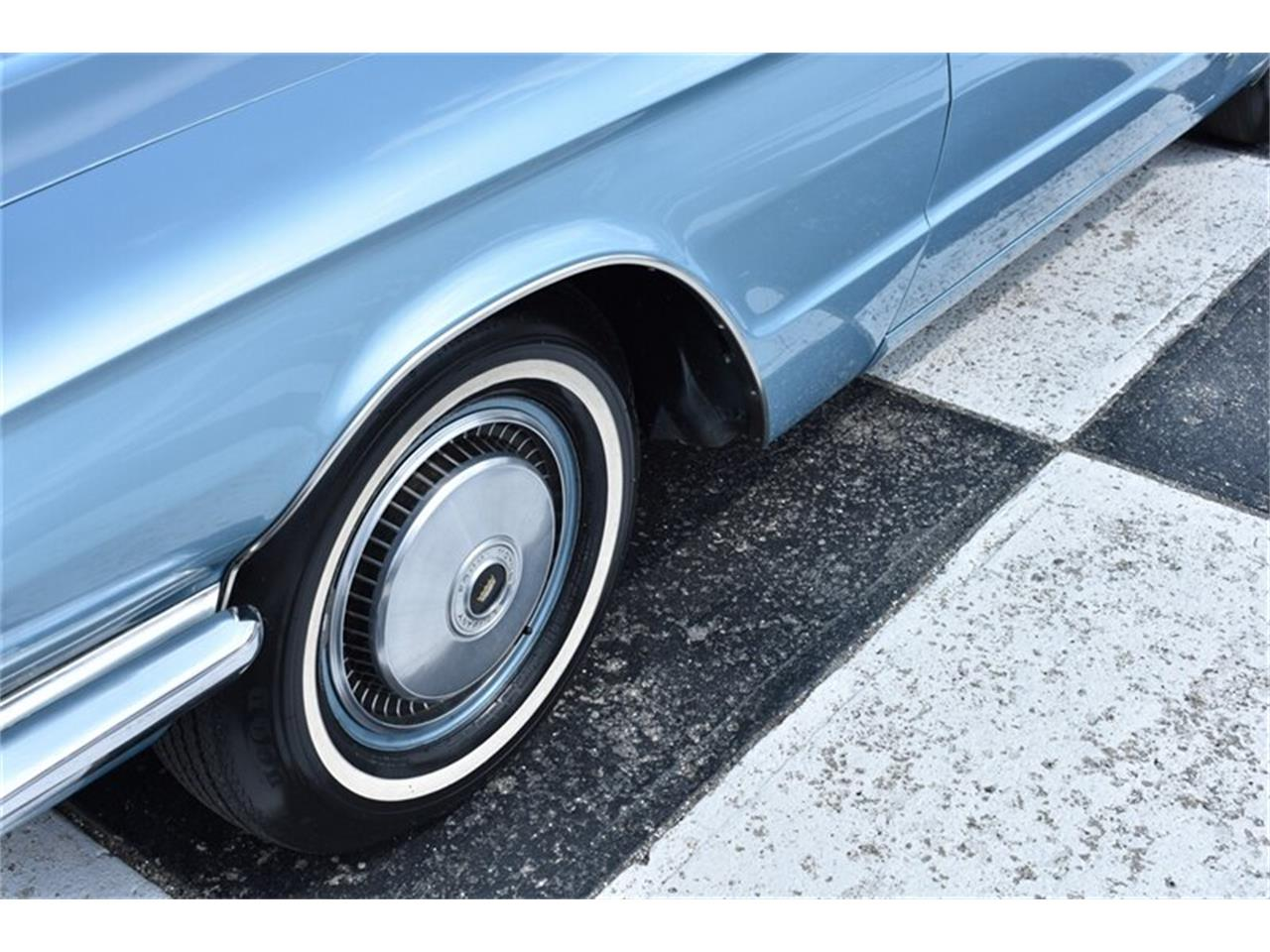 Large Picture of '66 Thunderbird - QHWI