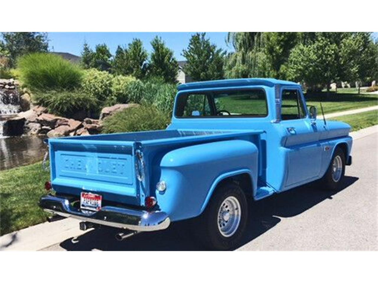 Large Picture of '66 Chevrolet C10 located in Michigan Offered by Classic Car Deals - QHWJ