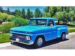 Picture of 1966 Chevrolet C10 located in Michigan - $39,495.00 Offered by Classic Car Deals - QHWJ