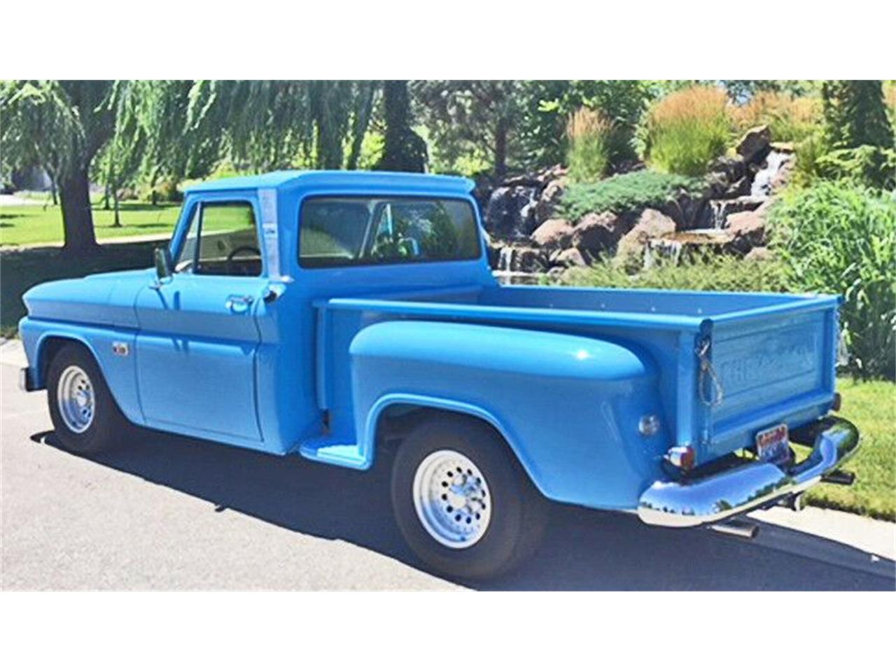 Large Picture of '66 C10 - QHWJ