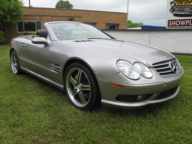 Picture of '05 SL600 - QHXP